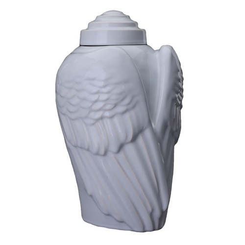 Urna incineración angel