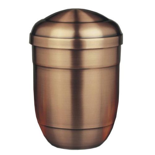 Urnas funerarias cobre